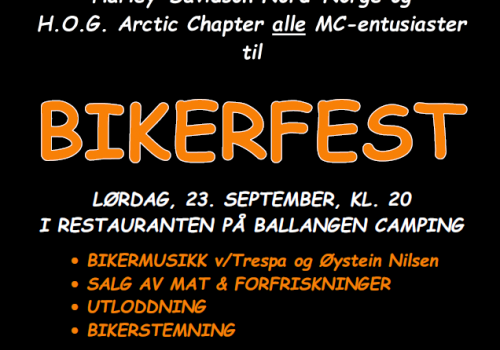 Open House - Bikerfest