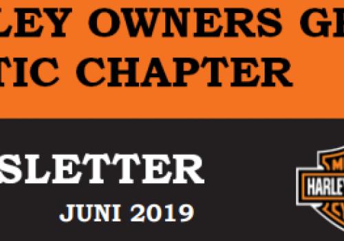 Newsletter Juni 2019